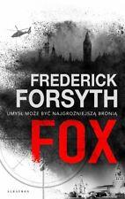 Fox - Forsyth Frederick -  POLISH BOOK - POLSKA KSIĄŻKA