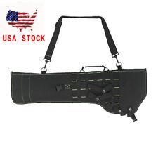 Tactical Rifle Scabbard  military holster Assault Shotgun Hunting Carrier Bag