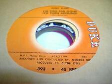 Blues 45 BOBBY BLAND I'm Too Far Gone (To Turn Around) on Duke