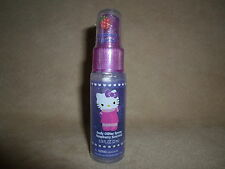 0.74 Oz. Sanrio Hello Kitty Raspberry Body Glitter Spray, BRAND NEW & SEALED!!