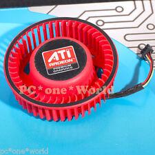 Original FD9238H12S ATI Video Card HD5970 HD4870 HD5850 HD5870 HD4890 75mm fan