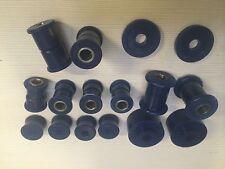 TRIUMPH GT6 ROTOFLEX REAR BUSH SET Blue Polyurethane PRO