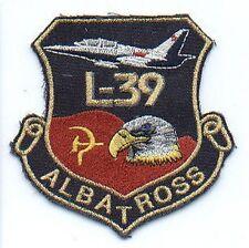 "Military  Patch  5 1/2"" JACKET  L-39 Albatross- Soviet"