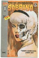 Chilling Adventures Of Sabrina 8 A Archie 2017 VF Robert Hack Skull Witch