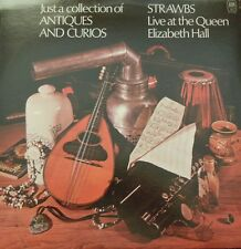 STRAWBS-A&M RECORDS-LIVE AT QUEEN ELIZABETH HALL-ANTIQUES AND CURIOUS VG+
