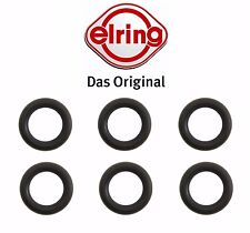 BMW E39 E46 E60 O-Ring for Fuel Injector Lower (x6 seals)