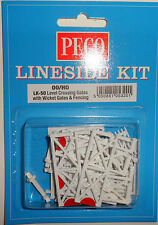 PECO  LK-50 00/H0 LEVEL CROSSING GATES    WICKET GATE AND FENCING