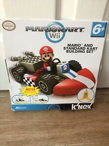 Knex MarioKart Wii - Mario And Standard Kart Building Set