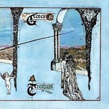 "Genesis ""Trespass"" CD REMASTERED NUOVO"
