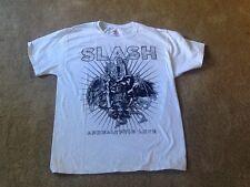 Slash Apocalyptic Love Shirt Super rare sendaway Miles Kennedy Guns n Roses