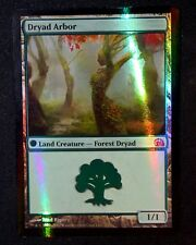 1x Foil Dryad Arbor From the Vault: Realms FTV MTG