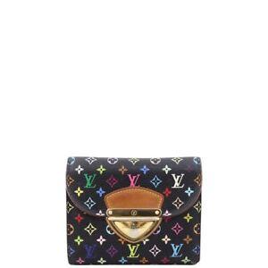 Authentic Louis Vuitton Koala Wallet Multicolore