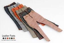 gcs1004 6pc Fashion Denim Jeans for 1/6 FEMALE Hot Toys FIGURE