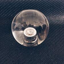 Crystal Arcade Stick Joystick Ball Top Sanwa Semitsu Mad Catz Hori - Transparent