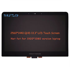 QHD HP Spectre X360 13-4194DX 13-4195DX 13-4190ND Touch LCD Screen Replacement