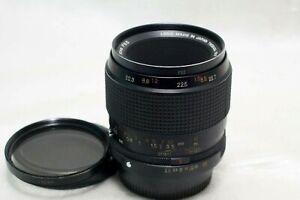 Konica macro-hexanon AR 55mm F 3.5 Lens *Excellent*