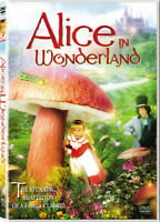ALICE IN WONDERLAND (1985) T.V MINISERIES DVD SAMMY DAVIS JR REGION 1 NEW/SEALED