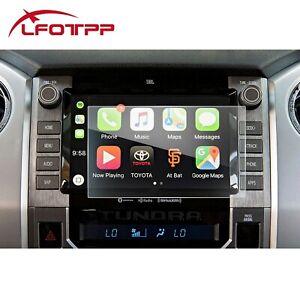 LFOTPP Car Navigator Screen Protector Tempered Glass Film For 2021 Toyota Tundra