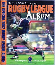 2002 OFFICIAL RUGBY LEAGUE ALBUM