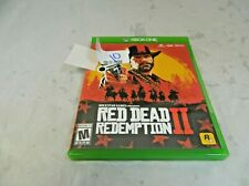 RED DEAD REDEMPTION II X-BOX ONE
