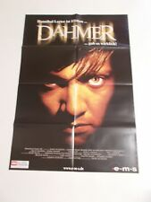 "Filmposter - "" DAHMER - Jeremy Renner "" - Poster ( 84 x 60 ) gefaltet"