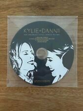 "Kylie Minogue & Dannii Rare Remix Promo ""100 Degrees Still Disco"" Pic Cd Single"