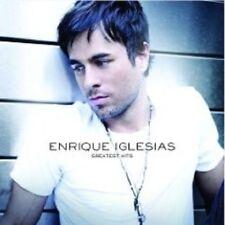 "ENRIQUE IGLESIAS ""GREATEST HITS"" CD 19 TRACKS NEW!"