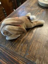 Steiff Bunny Floppy Hansi #7317 With Button And Hang Tag