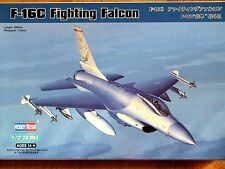 Hobbyboss 1:72 F-16C Fighting Falcon Aircraft Model Kit
