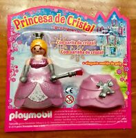 Playmobil PRINCESS BLISTER  LIMITED ED. top GIFT LOVELY PRESENT ARCADE TIME