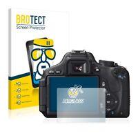 18 Pezzi Savvies Pellicola Protettiva Compatibile con Canon EOS 250D Protezione Schermo