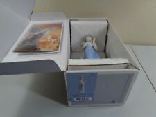 New ListingEstate Lladro 5604 Spring Token Girl With Flowers Mint With Box