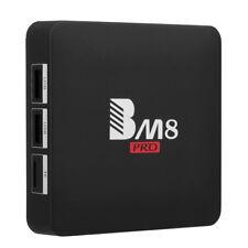BM8 pro Android 6.0 Octa-Core 2GB+32GB Doppio Wi-Fi 4K Intelligent Meida