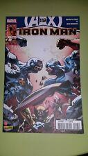 comics IRON MAN A vs X n°5
