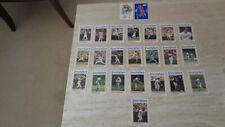 1986 National Photo Kansas City Royals Set of 24 Cards - George Brett