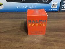 ROCKS RALPH LAUREN WOMEN 3.4 oz 100ml  EDP SPRAY rare perfume she her Fragrance