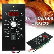 Digital Thermostat Controller Board For Traeger All BAC23 Wood Pellet Grill