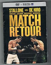 MATCH RETOUR - STALLONE VS DE NIRO - DVD NEUF NEW NEU