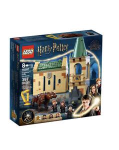 LEGO 76387 Harry Potter Hogwarts: Fluffy Encounter (397 pcs) Brand New! Sealed!