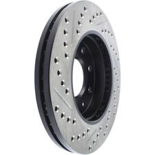 Disc Brake Rotor-FWD Front Left Stoptech 127.46039L