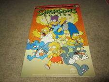 Simpsons comics YOU CHOOSE Bongo Treehouse Bart Simpson