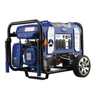Ford 7750 W Portable Dual Fuel Propane/Gas Generator Electric Start FG7750PBE