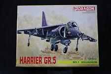 YL031 DRAGON 1/144 maquette avion 4515 400 Harrier GR.5 N° 1 Squadron GR5