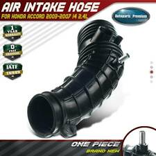 Engine Air Intake Hose for Honda Accord 2003 2004 2005 2006 2007 4Cycle 2.4L