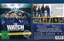 THE WATCH - NACHBARN DER 3. ART --- Blu-ray --- Komödie --- Kinohit ---