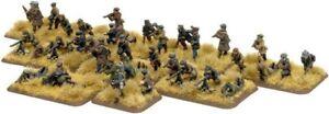 Flames of War Russian Soviet partizans HUGE LOT of 135 miniatures