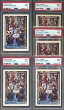 Investor Lot x5 1992 Topps Draft Pick 362 Shaquille O'Neal RC Rookie PSA 9 HOF
