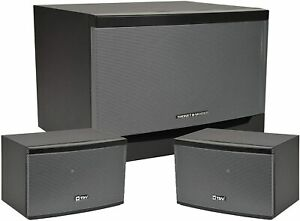 Thonet & Vander Laut BT 2.1 Bluetooth Surround Sound System with Subwoofer