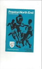 Away Teams S-Z Division 2 Domestic Club Competitions Football Programmes
