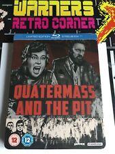 Quartermass and the pit Ltd ed steel Book Movie Film 🎥 blu ray region b